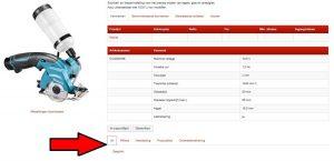 URL-Document weergave pijl_bijgesneden