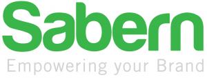 Sabern-logo-grijs